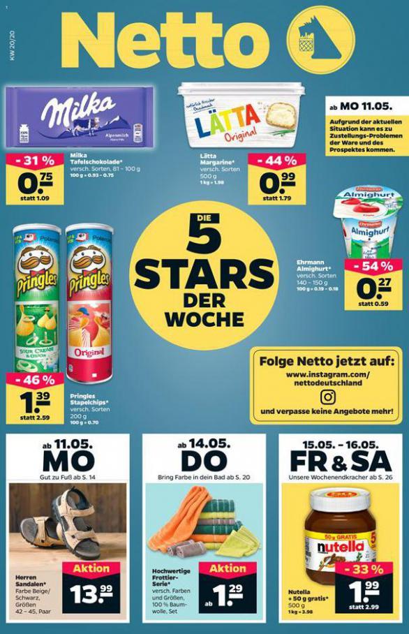 Angebote der Woche . Netto (2020-05-16-2020-05-16)