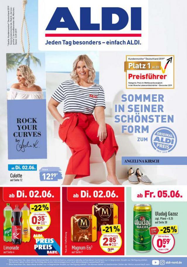 ALDI Vorschau . Aldi Nord (2020-06-06-2020-06-06)
