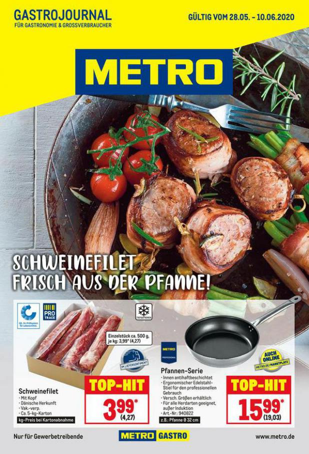 GastroJournal . Metro (2020-06-10-2020-06-10)