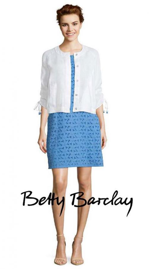 New Arrivals . Betty Barclay (2020-07-13-2020-07-13)