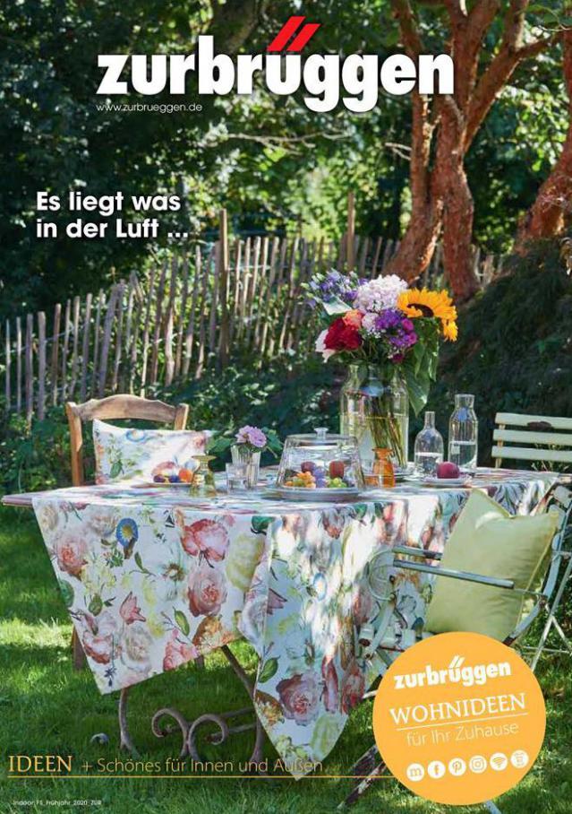 Katalog . Zurbrüggen (2020-09-30-2020-09-30)