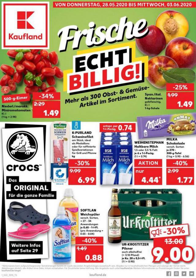 Angebote Kaufland . Kaufland (2020-06-03-2020-06-03)