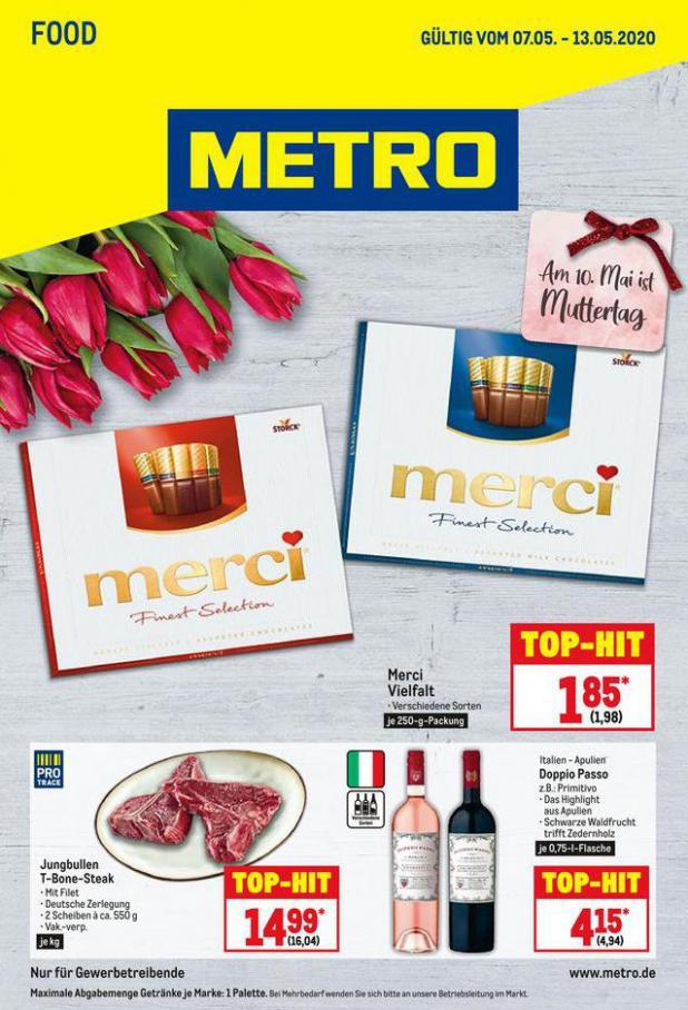 Food . Metro (2020-05-13-2020-05-13)