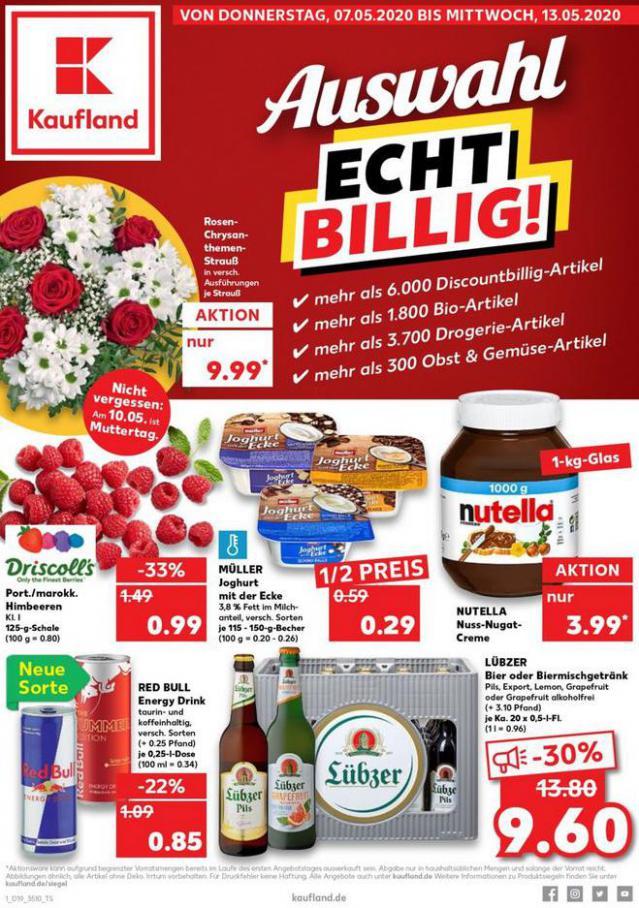 Angebote Kaufland . Kaufland (2020-05-13-2020-05-13)