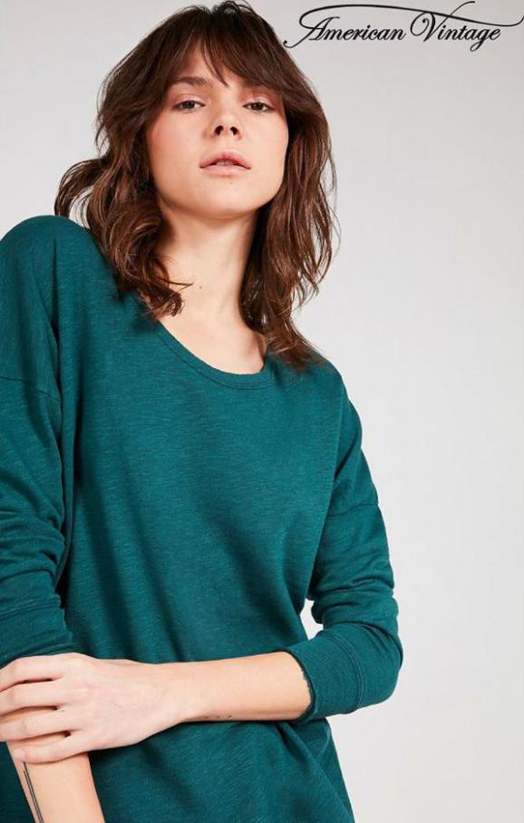 Tops & Shirts . American Vintage (2020-07-06-2020-07-06)