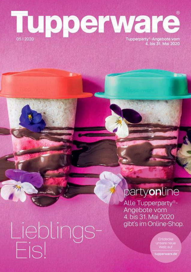Lieblings-Eis! . Tupperware (2020-05-31-2020-05-31)