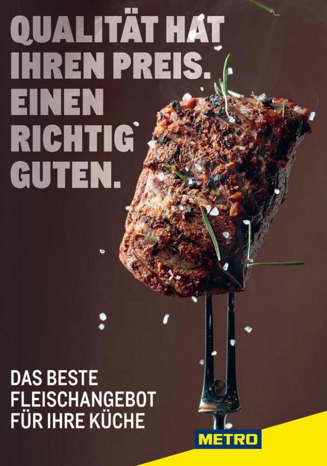 Sonderpreise Fleisch . Metro (2020-05-09-2020-05-09)