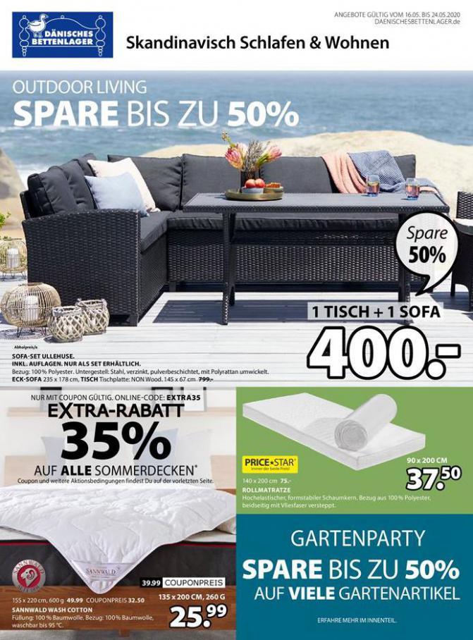 Angebote . Dänisches Bettenlager (2020-05-24-2020-05-24)