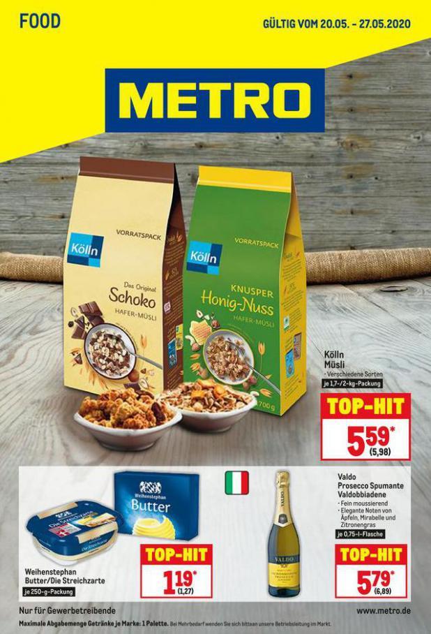 Food . Metro (2020-05-27-2020-05-27)