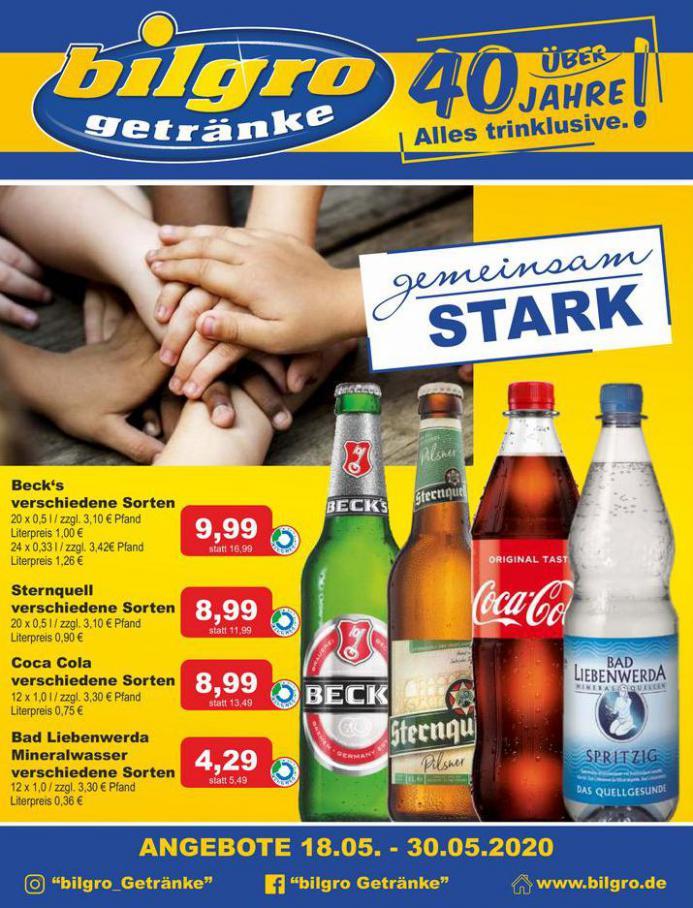 Bilgro flugblatt . Bilgro (2020-05-30-2020-05-30)
