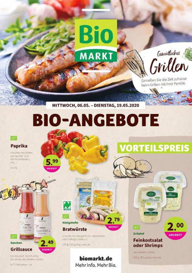 Bio-Angebote . BioMarkt (2020-05-19-2020-05-19)