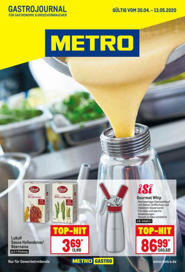 GastroJournal . Metro (2020-05-13-2020-05-13)