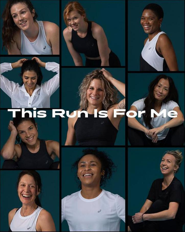 This Run Is For Me . Asics (2020-07-10-2020-07-10)