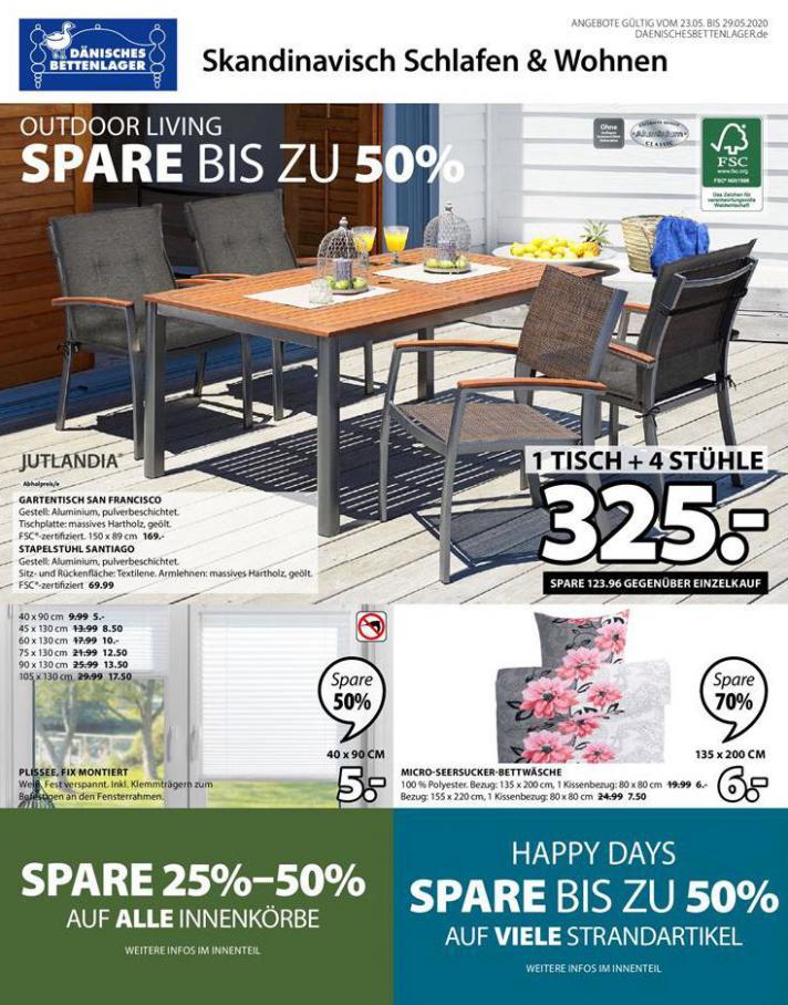 Angebote der Woche . Dänisches Bettenlager (2020-05-29-2020-05-29)