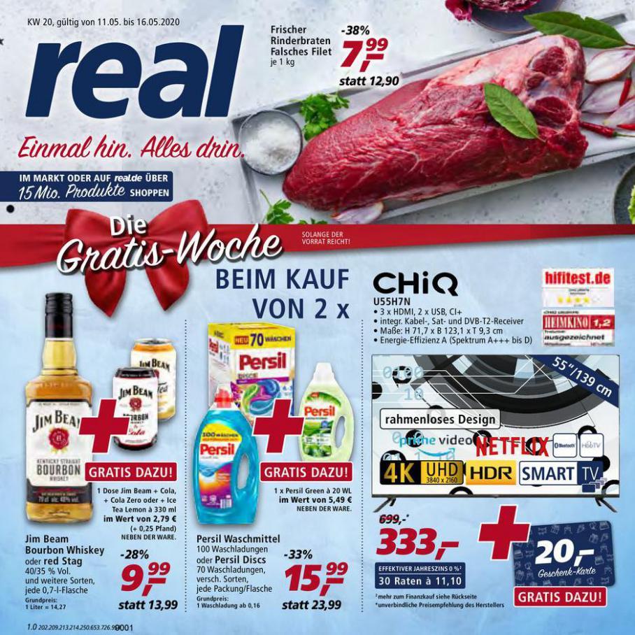 Prospekt Woche 20 . real (2020-05-16-2020-05-16)