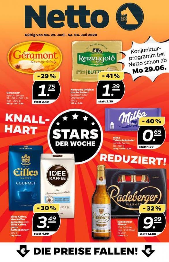 Stars der Woche . Netto (2020-07-04-2020-07-04)