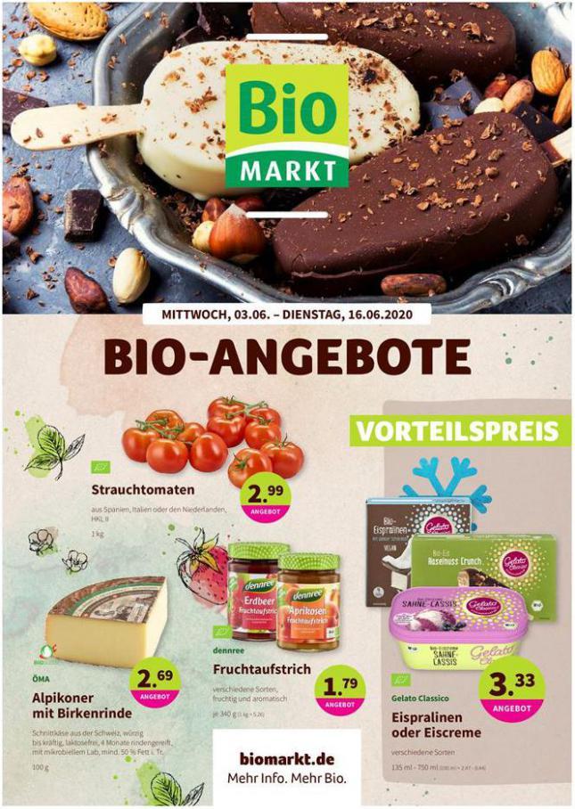 Bio-Angebote . BioMarkt (2020-06-16-2020-06-16)