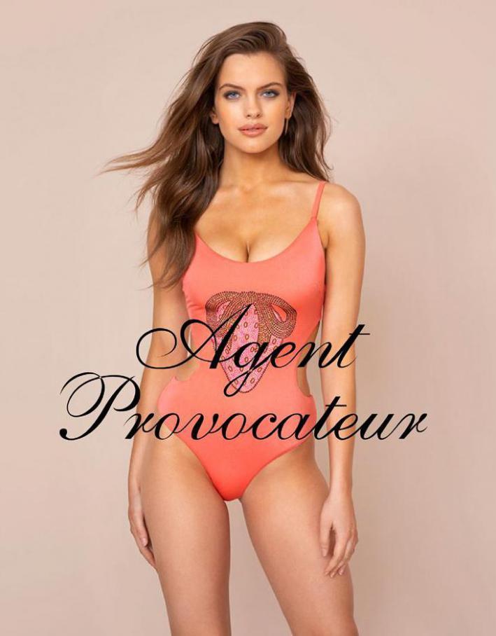Swimwear . Agent Provocateur (2020-08-11-2020-08-11)