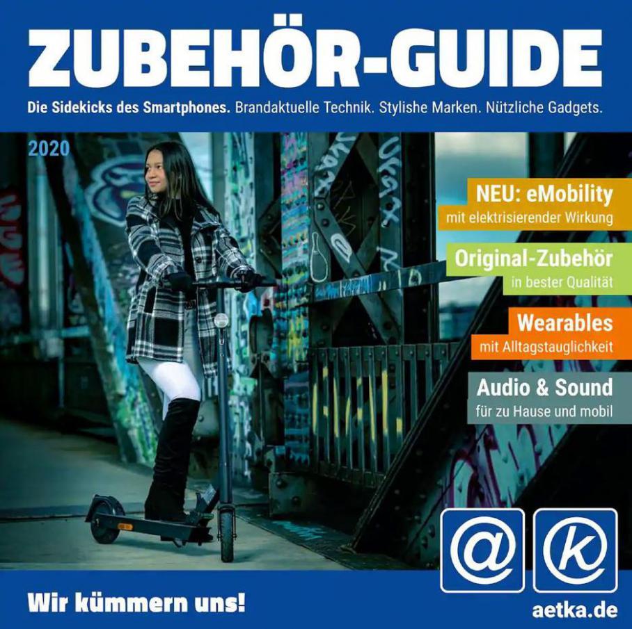 ZUBEHÖR-GUIDE . aetka (2020-08-31-2020-08-31)