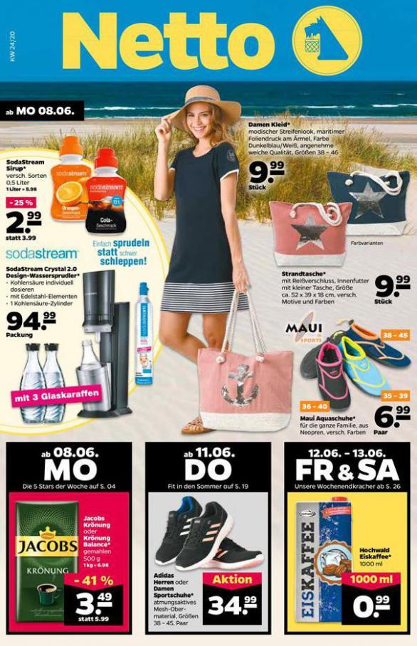 Angebote der Woche . Netto (2020-06-13-2020-06-13)