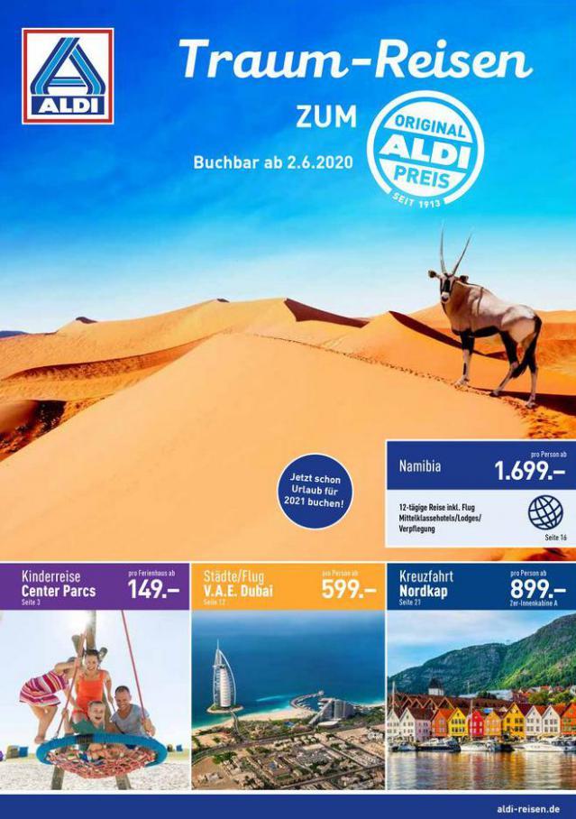 ALDI Reisen . Aldi Nord (2020-12-31-2020-12-31)
