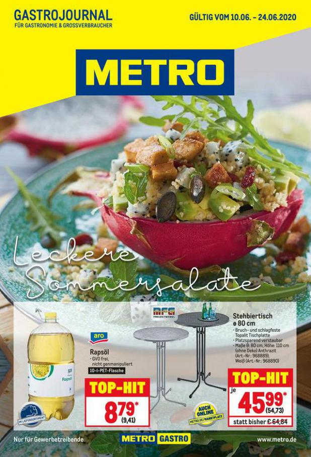 GastroJournal . Metro (2020-06-24-2020-06-24)