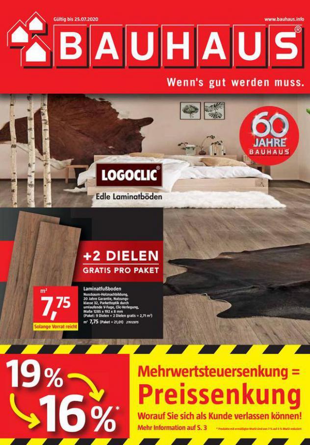 Angebote  . Bauhaus (2020-07-25-2020-07-25)