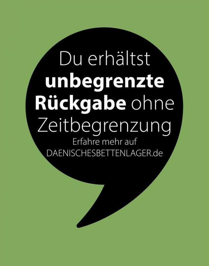 Katalog . Dänisches Bettenlager (2020-06-13-2020-06-13)