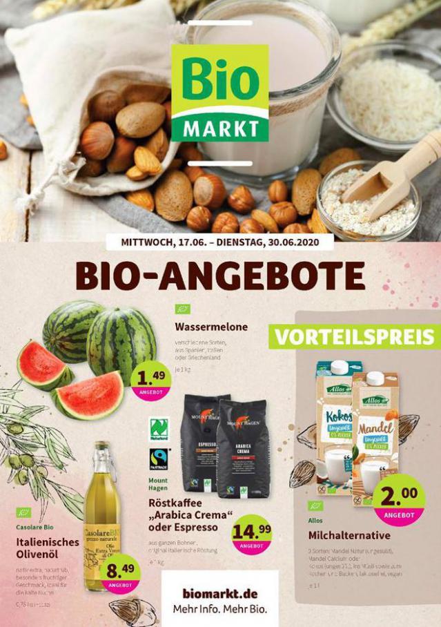 Bio-Angebote . BioMarkt (2020-06-30-2020-06-30)