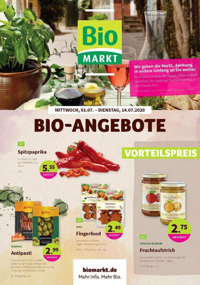 Bio-Angebote . BioMarkt (2020-07-14-2020-07-14)