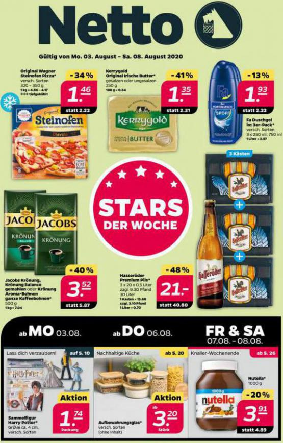 Star der Woche . Netto (2020-08-08-2020-08-08)