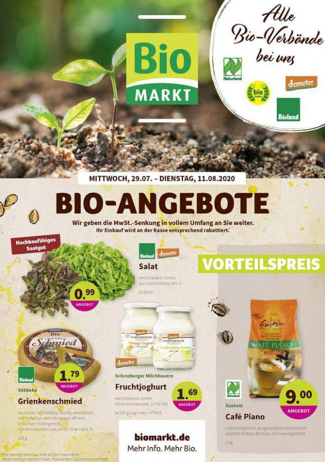 Bio-Angebote . BioMarkt (2020-08-18-2020-08-18)
