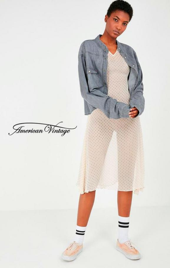 Collection Dresses & Jumpsuits . American Vintage (2020-09-08-2020-09-08)