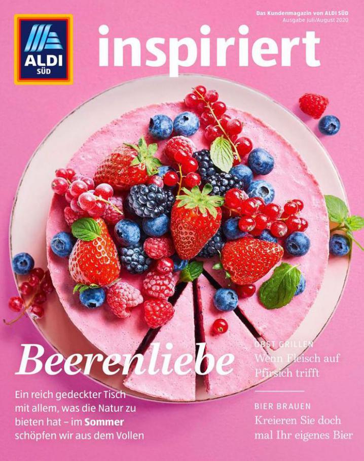 Inspiriert . Aldi Süd (2020-08-31-2020-08-31)