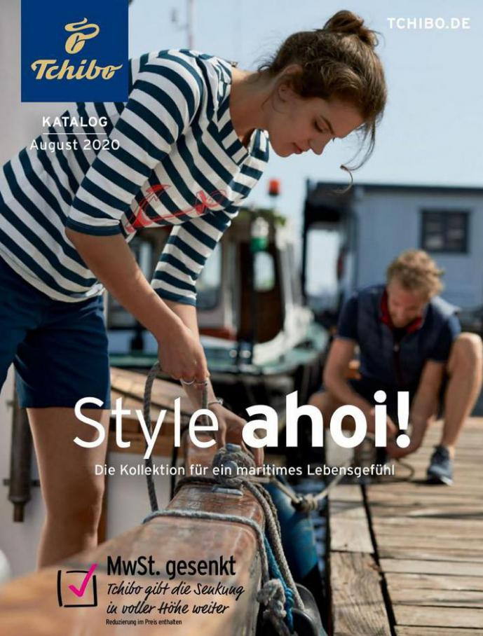 Style ahoi! . Tchibo (2020-08-31-2020-08-31)