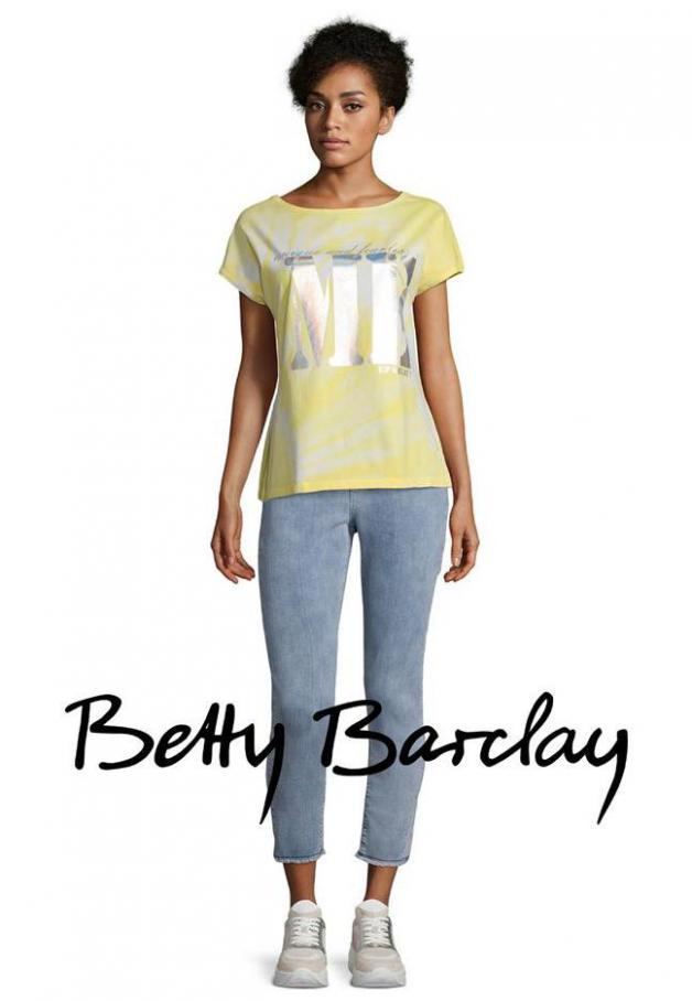 Lookbook Shirts . Betty Barclay (2020-09-16-2020-09-16)