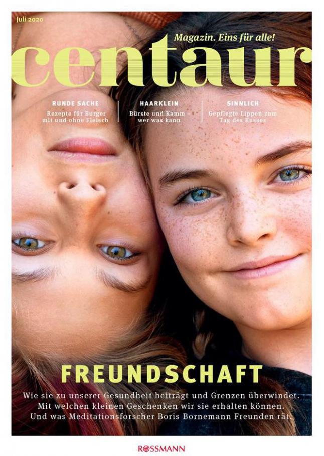 Magazin Centaur . Rossmann (2020-08-31-2020-08-31)