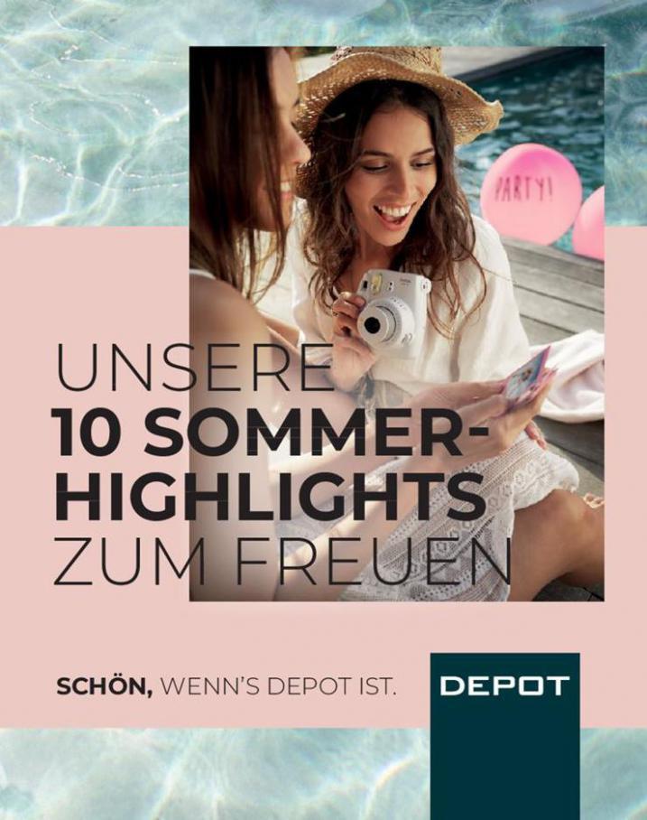 Katalog . Depot (2020-07-31-2020-07-31)
