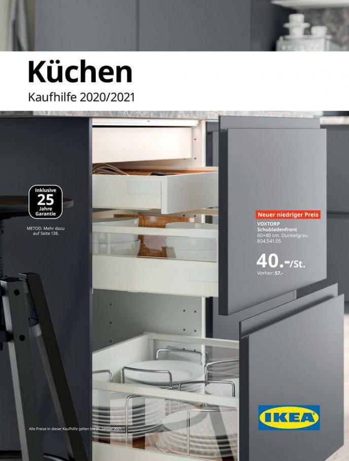 Küchen Kaufhilfe 2020/2021 . IKEA (2021-01-31-2021-01-31)