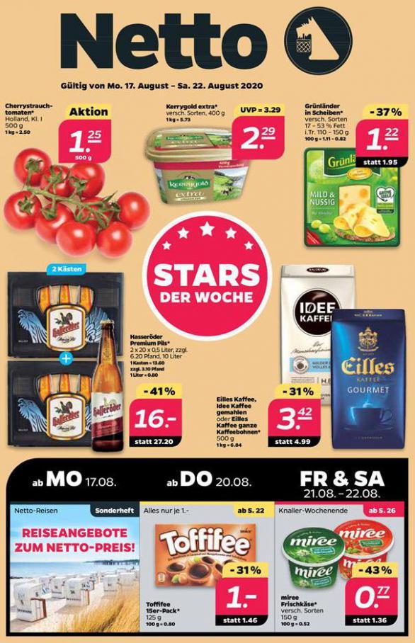 Angebote der Woche . Netto (2020-08-22-2020-08-22)