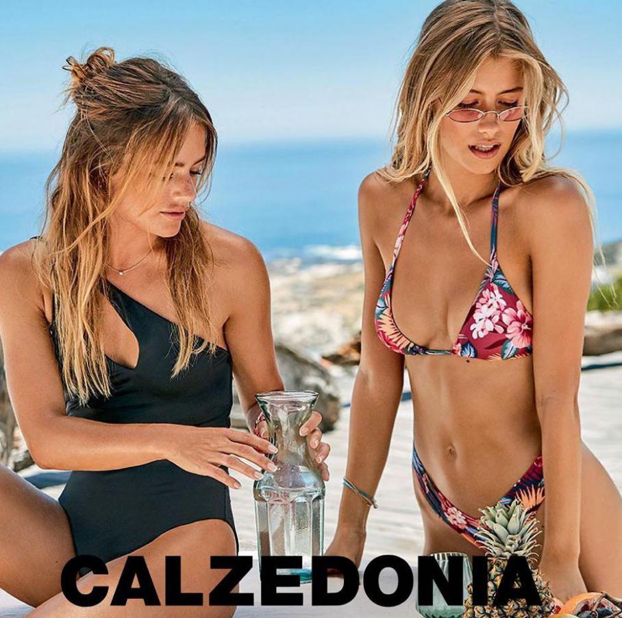 Summer 2020 . Calzedonia (2020-09-30-2020-09-30)