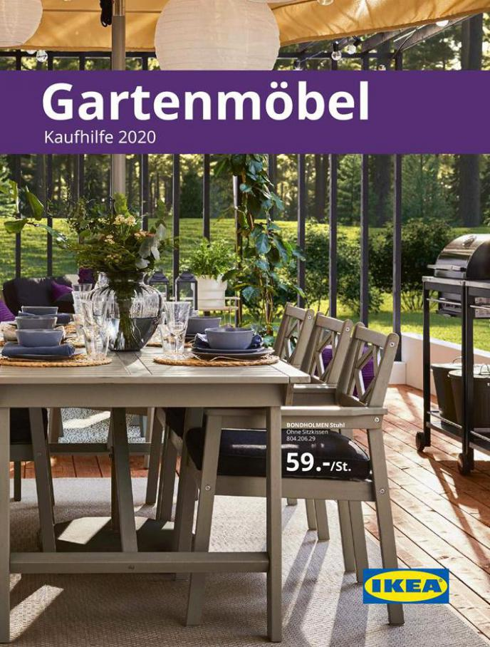 Gartenmöbel Kaufhilfe 2020 . IKEA (2020-08-31-2020-08-31)