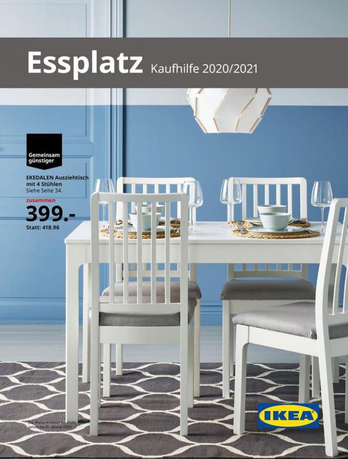 Essplatz Kaufhilfe 2020/2021 . IKEA (2021-01-31-2021-01-31)