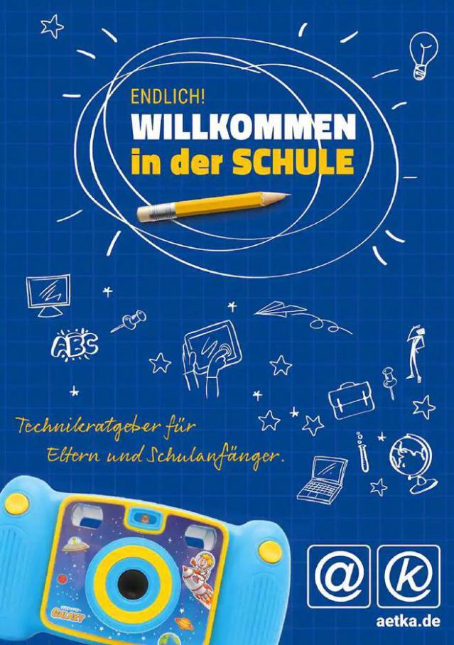 Willkommwn in der SCHULE . aetka (2020-09-07-2020-09-07)
