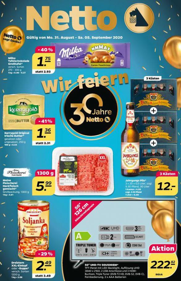 Angebote der Woche . Netto (2020-09-05-2020-09-05)
