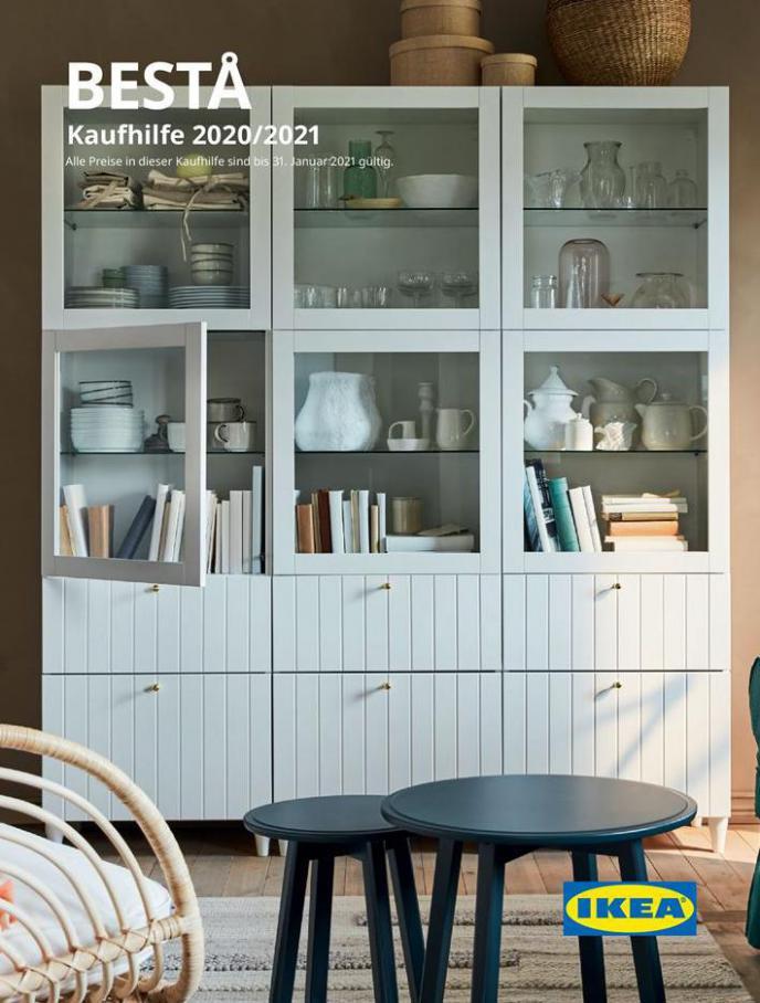 BESTÅ Kaufhilfe 2020/2021 . IKEA (2021-01-31-2021-01-31)