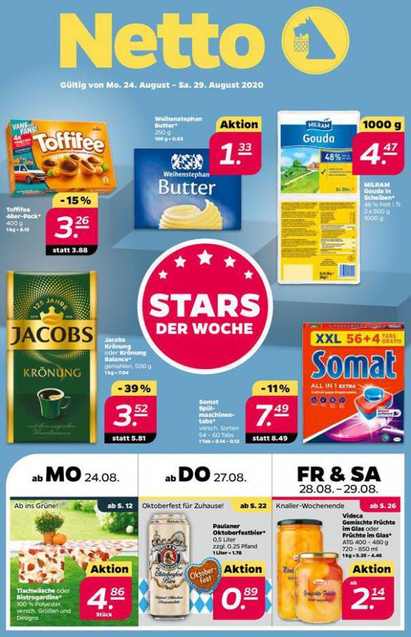Angebote der Woche . Netto (2020-08-29-2020-08-29)