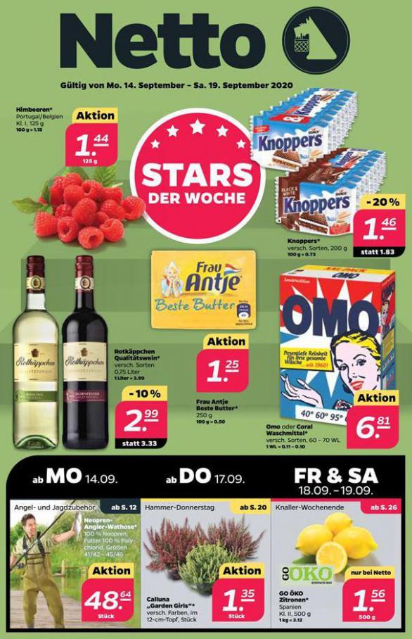 Angebote der Woche . Netto (2020-09-19-2020-09-19)
