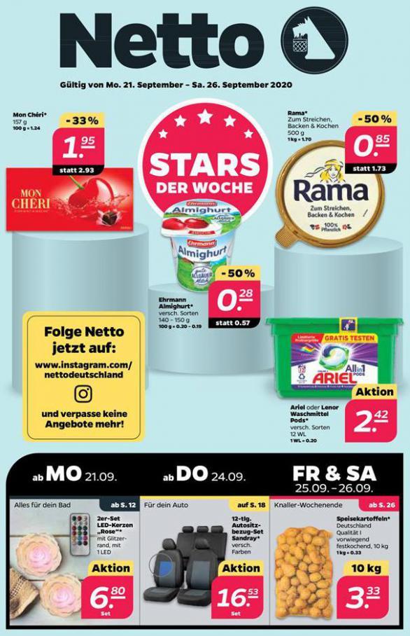 Angebote der Woche . Netto (2020-09-26-2020-09-26)
