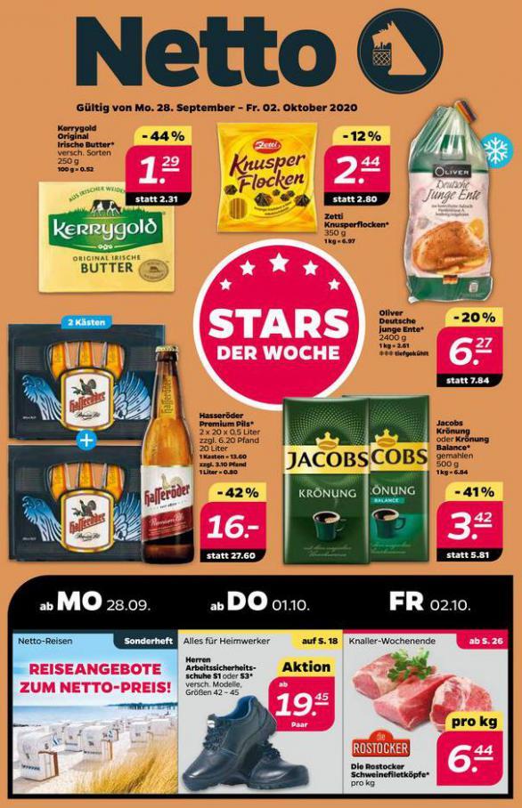 Angebote der Woche . Netto (2020-10-03-2020-10-03)